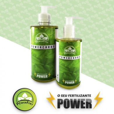 Fertilizante Carbono PowerFert - 250ml