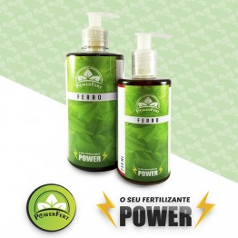 Fertilizante Ferro PowerFert - 250ml