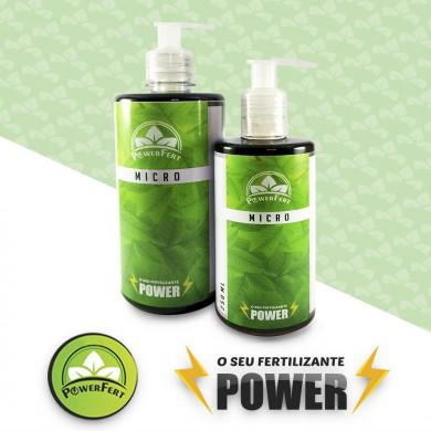 Fertilizante Micronutrientes PowerFert - 250ml