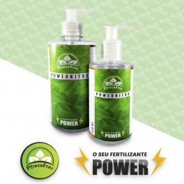 Fertilizante Nitrogênio PowerFert - 250ml