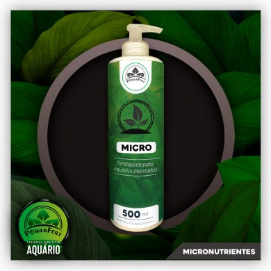 Fertilizante Micronutrientes PowerFert - 500ml