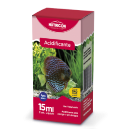 Acidificante 15ml - Nutricon