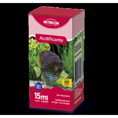 Acidificante 15ml - Nutricon