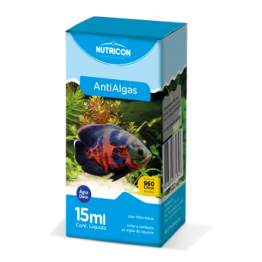 AntiAlgas 15ml - Nutricon