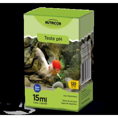 Teste pH 15ml - Nutricon