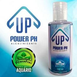 Alcalinizante para aquários Powerfert - 120 Ml