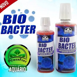 Condicionador de biologia Bio Bacter PowerFert - 500ml (Indisponível)