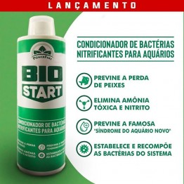 Condicionador acelerador biológico Bio Start PowerFert - 500ml