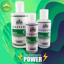 Condicionador de água para aquário e lago - AquaPower PowerFert - 120ml