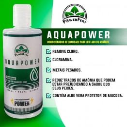 Condicionador de água para aquário e lago - AquaPower PowerFert - 250ml