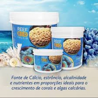 Reef Bio Cálcio MBreda - 500g