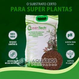 Substrato Fértil OceanTech Plant Active 5kg - Marrom