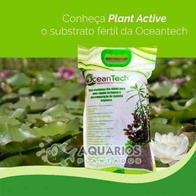 Substrato Fértil OceanTech Plant Active 5kg - Preto