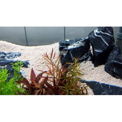 Areia Perolada White Sand pH 7.0 - 7.2 Mbreda 6 kg