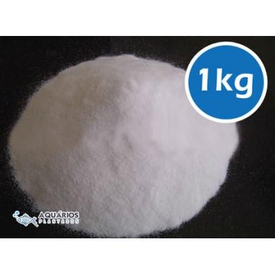 Areia branca - 1 kg