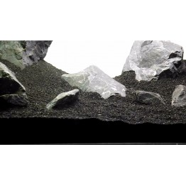 Areia Preta BlackBlue Mbreda 2 kg