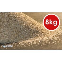 Areia de rio - 8 kg