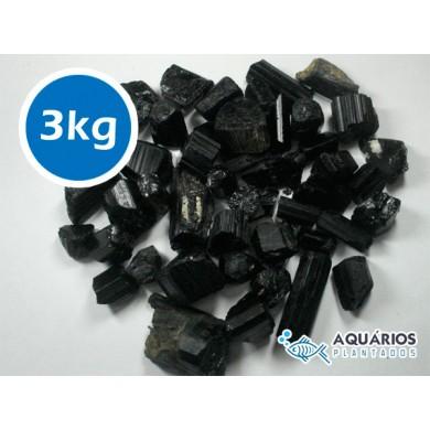 TURMALINA NEGRA - 3 kg