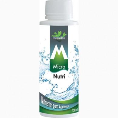 Fertilizante Líquido Micronutri MBreda - 120 ml (INDISPONÍVEL)