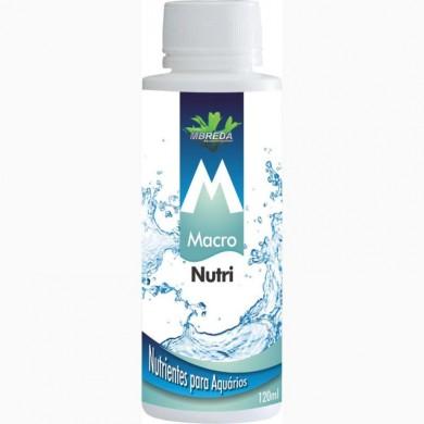 Fertilizante Líquido Macronutri MBreda 120 ml (INDISPONÍVEL)